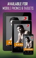 Screenshot of A R Rahman Songs
