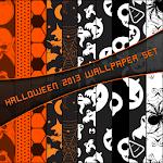 WALLPAPER SET - Halloween 2013