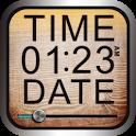 TIME Theme GO Locker icon