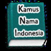 Kamus Nama Indonesia