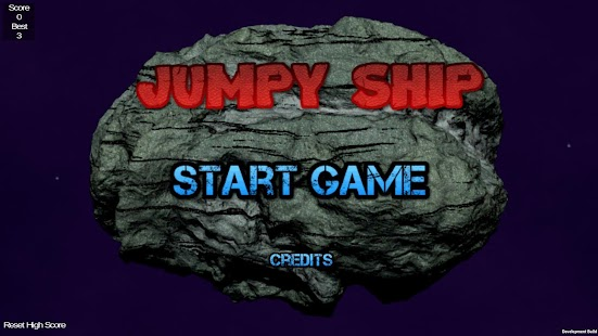Jumpy Ship- screenshot thumbnail