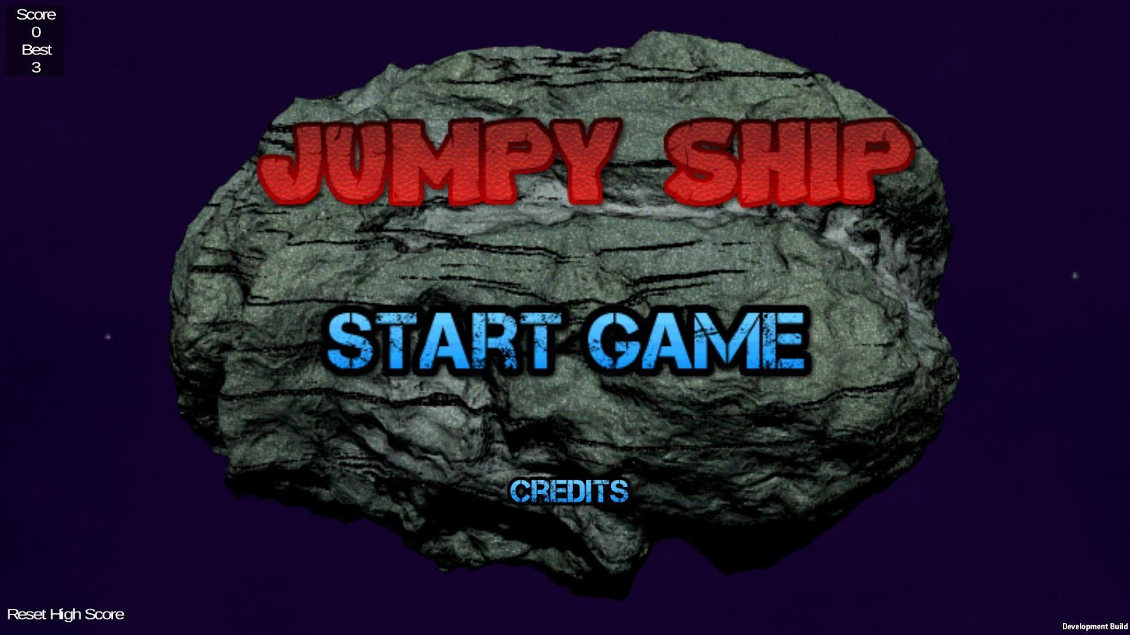 Jumpy Ship- screenshot