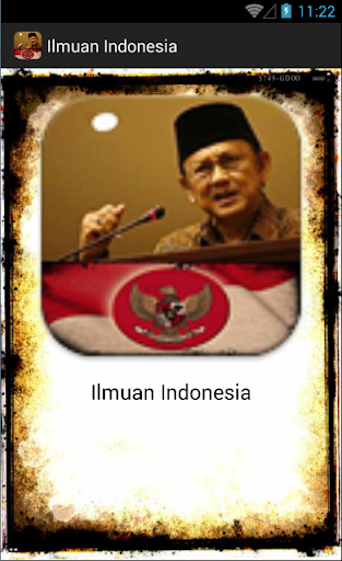 Ilmuan Indoneisa