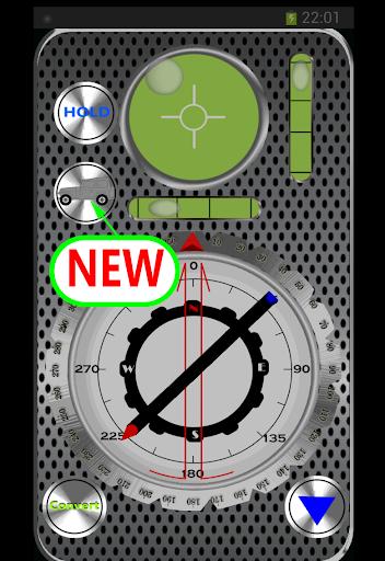 اتجاه القبلة Qibla Compass-PRO