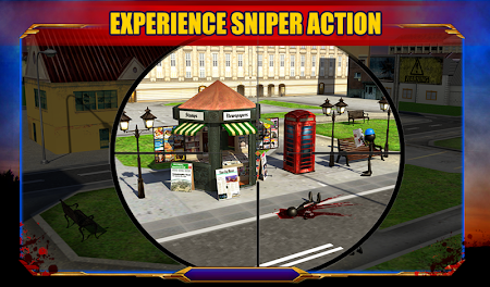 Stickman Sniper Shooting 3D 1.2 screenshot 41251