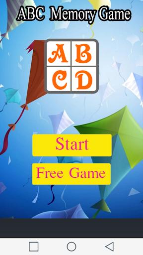 ABCメモリーゲーム