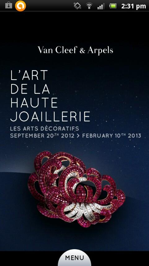 The Art of High Jewelry - screenshot