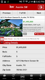 Keller Williams Real Estate - screenshot thumbnail