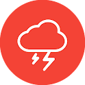 Storm Alert Lightning & Radar icon