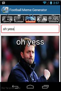 Download Football Meme Generator APK to PC | Download ...