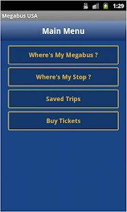 Megabus USA - screenshot thumbnail