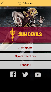Arizona State University - screenshot thumbnail