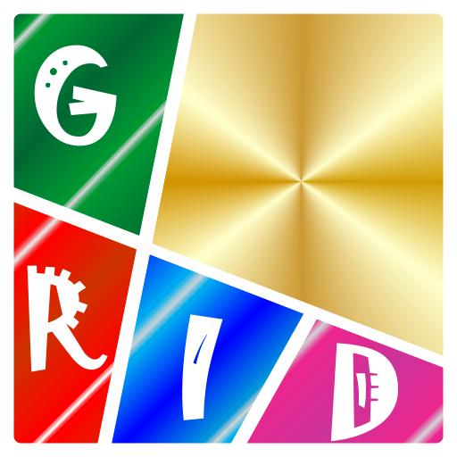 攝影必備App|Grid Style Photo LOGO-綠色工廠好玩App