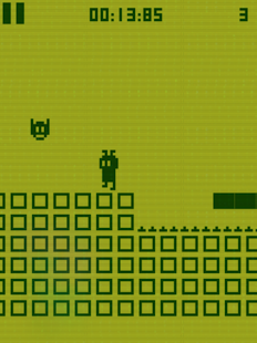 1-Bit Hero - Retro Platformer- screenshot thumbnail