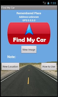 Find My Car - screenshot thumbnail