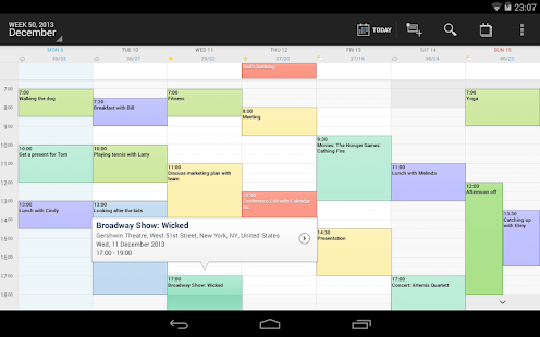 DigiCal+ Calendar Screenshot 33