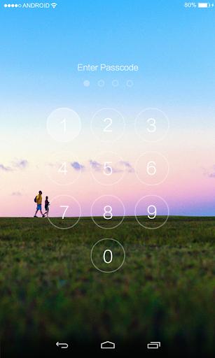 玩免費個人化APP|下載画面のロック:サウンドオブサイレンス app不用錢|硬是要APP