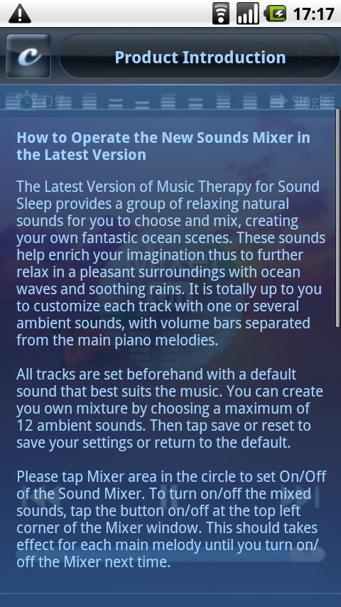 Sound Sleep Deluxe Edition(MT) - screenshot