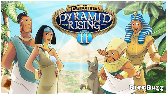 Timebuilders: Pyramid Rising 2 - screenshot thumbnail