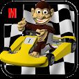 Monkey Madness Kart Racing