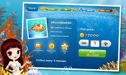 HappyFish - screenshot thumbnail