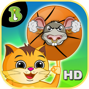 Brainy Interactive Crazy Rats Basketball v3.0