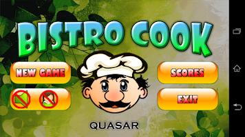 Screenshot of Bistro Cook