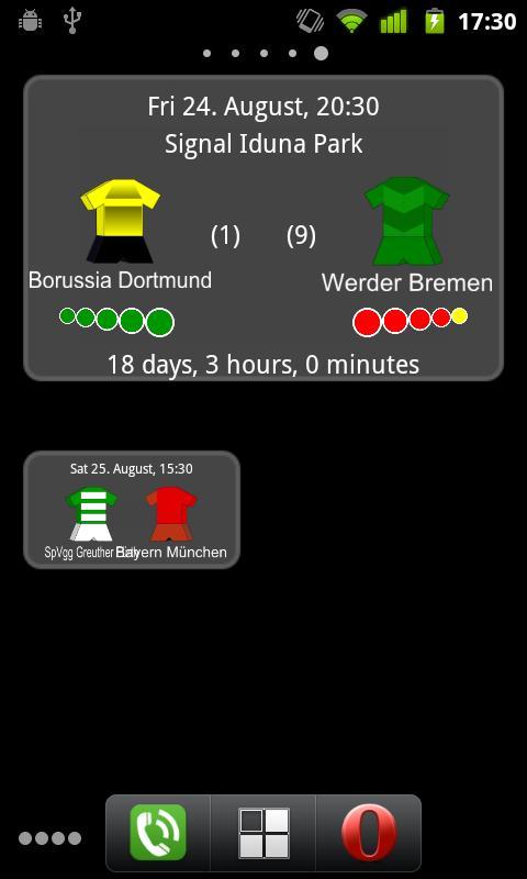 Next Bundesliga Match FREE- screenshot