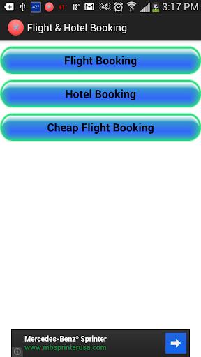 Flight Hotel booking