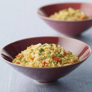 Curried Vegetable Couscous.