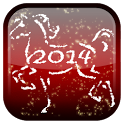 Chinese New Year 2014 Horse LW icon