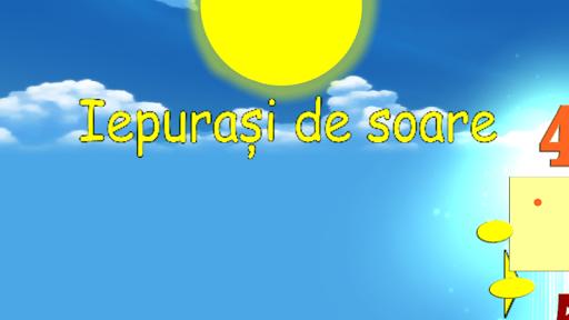 Iepurași de soare