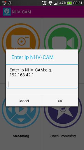 InS NHV-CAM