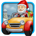 Santa Hill Climb : Xmas Game icon