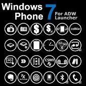 ADW Windows Phone 7 Theme