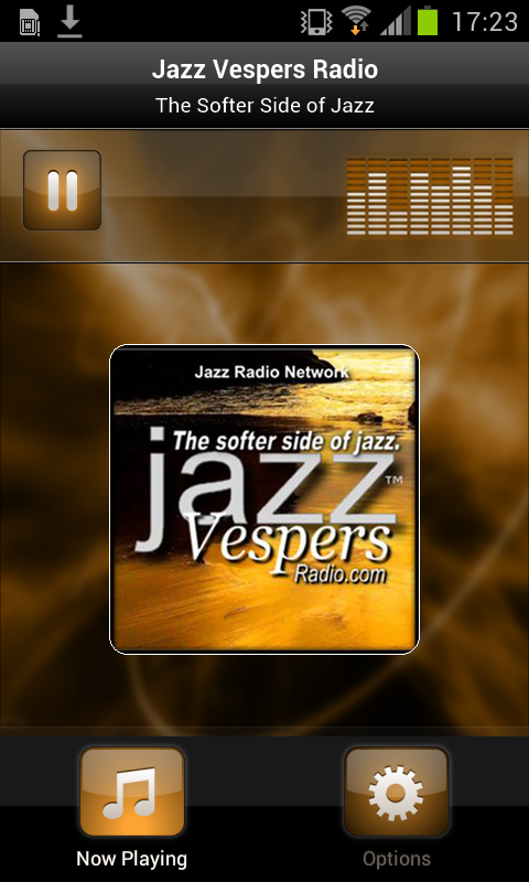 Jazz Vespers Radio- screenshot