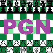 Chess game PGN viewer
