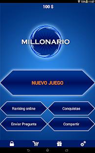 Millonario Quiz Español Gratis
