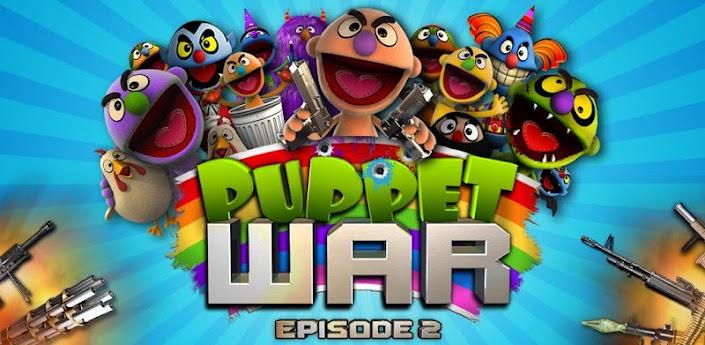 Puppet War:FPS ep.2 apk