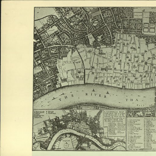 London 1600 Map.Top Euro Bri London Maps 1600 1699 Google Arts Culture