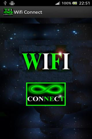 WiFi Connect Recovery- screenshot