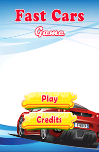 Fast Cars : Racing Game- screenshot thumbnail