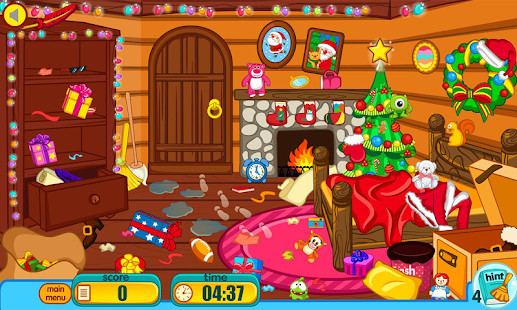 Clean up for santa claus - náhled