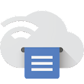Google Cloud Print icon