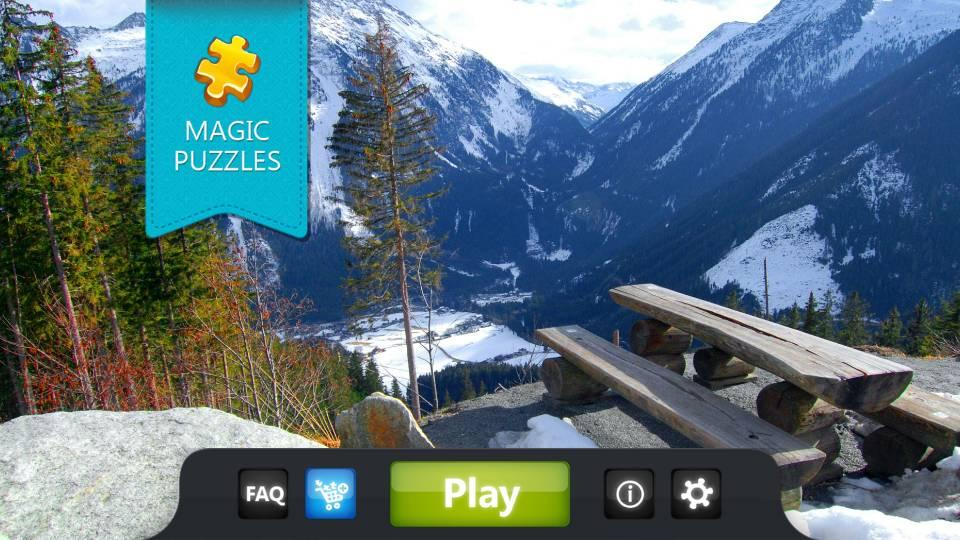 Magic Jigsaw Puzzles - screenshot