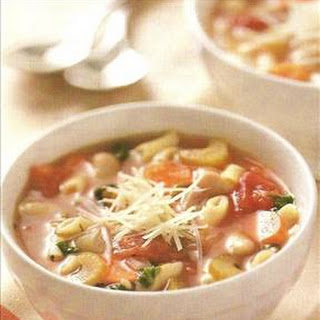Bean Soup with Pasta