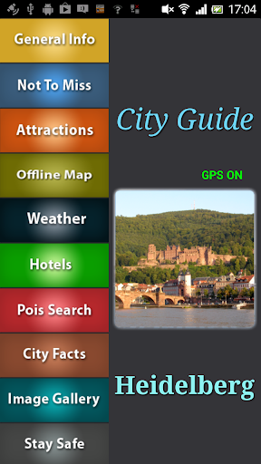 Heidelberg Offline Guide