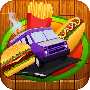 Fastfood Salon Game For Kids for PC and MAC