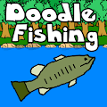Game Doodle Fishing Lite apk for kindle fire