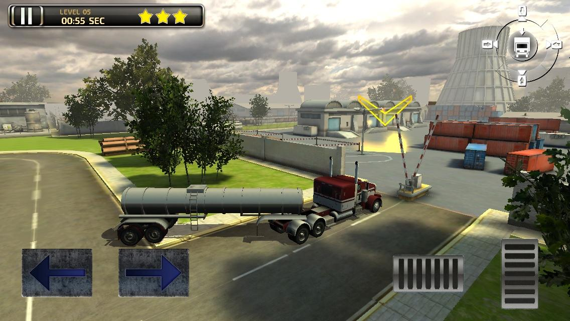 park truck game